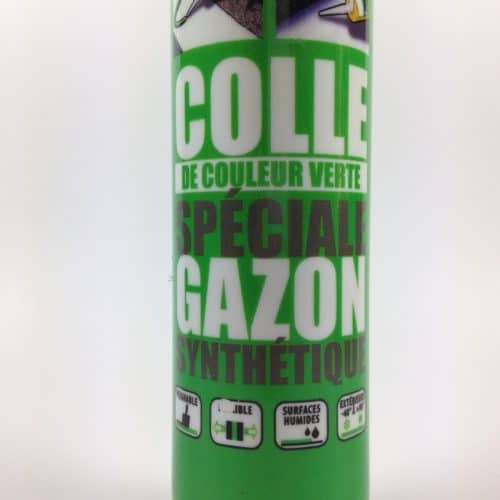 colle gazon artificiel
