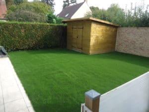 fausse pelouse